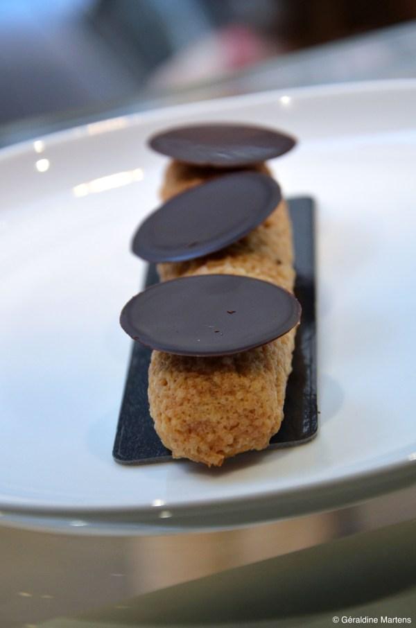 eclair chocolat rigolo