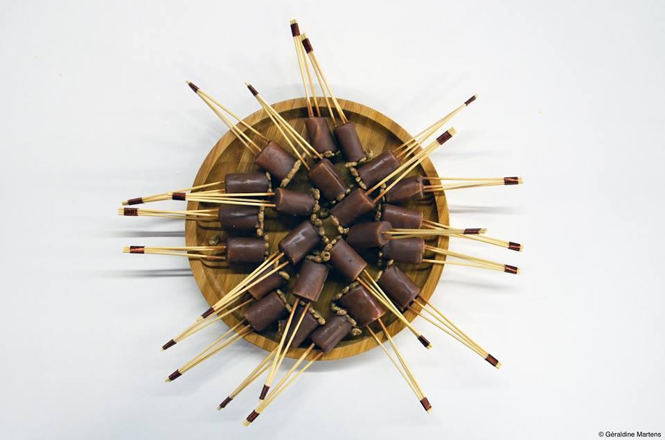 Recette de crêpes roulées par Ken Thomas