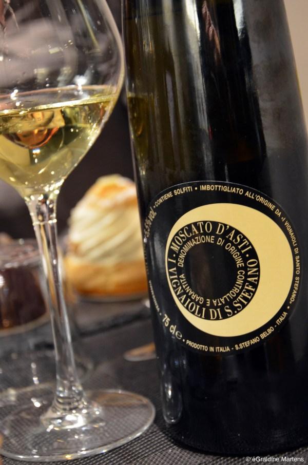 vin italien de dessert