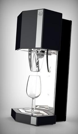 Nespresso vin