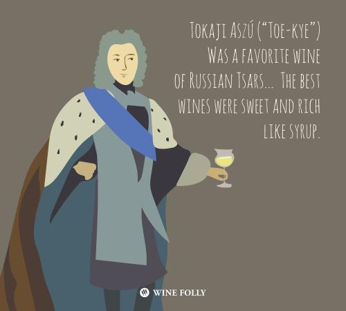 vin préféré des tsars
