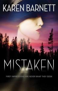 Karen Barnett's Debut Novel