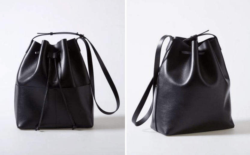 AERON Bucket Bag