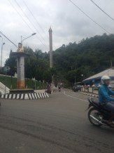 Menara Mesjid Raya Sawahlunto
