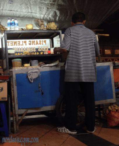 Pisang Plenet Semarang