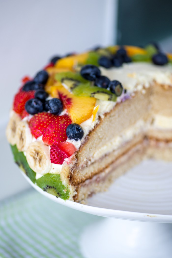 Norwegian Cream Cake Recipes