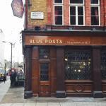 Old Fitzrovia pubs  prettycitylondon