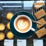 Cortado workshopcoffee in Fitzrovia I took this photo on myhellip