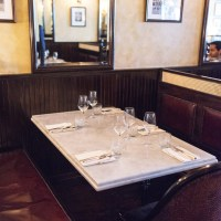 Lunch at Gymkhana in Mayfair, London