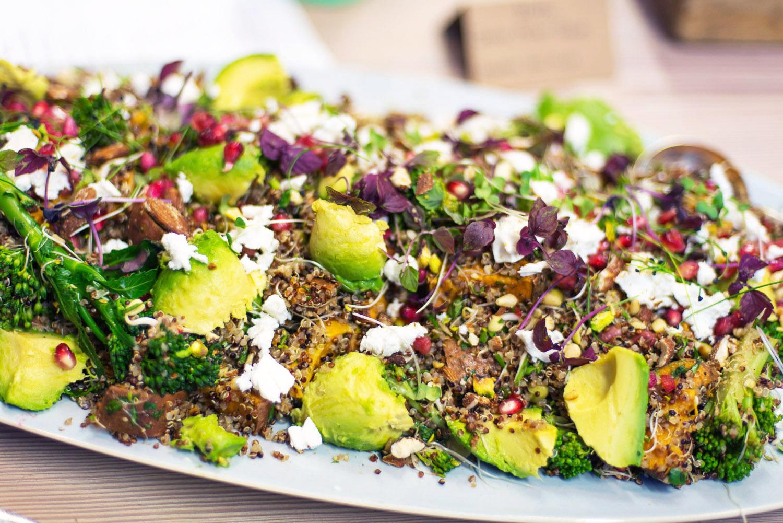 Watch 10 Quinoa Superfood Recipes video