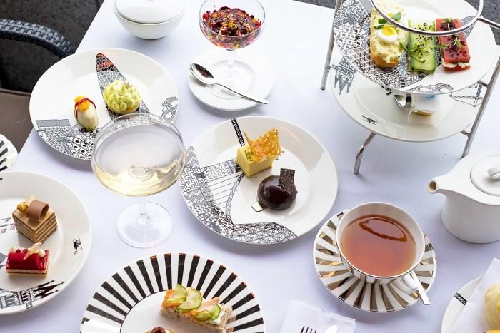 Skyline Afternoon Tea at ME London