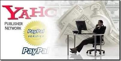yahoo publisher network