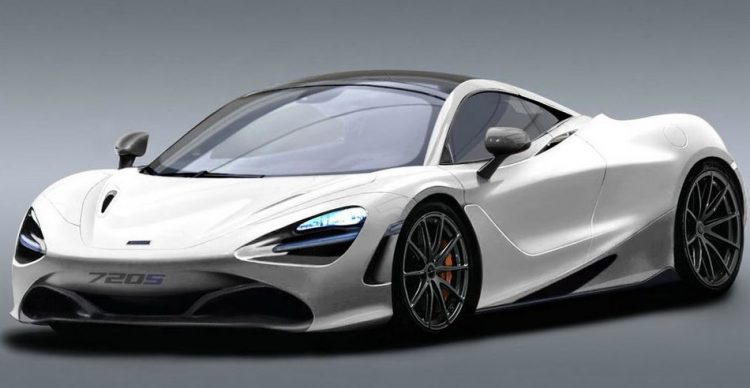 McLaren\u0027s 650S Is Being Asked To Pull Over Allow The New 2018 P14  Gracefully Pass. Spy Shots Have Confirmed That Supercar Going Sport ...