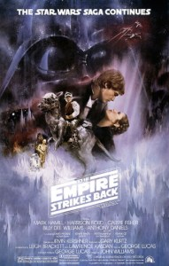 Star Wars Empire Strikes Back movies money