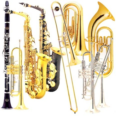 band instruments 14 WAYS TO LIVE LUXURIOUSLY WITHOUT (NECESSARILY) SPENDING A LOT OF MONEY.