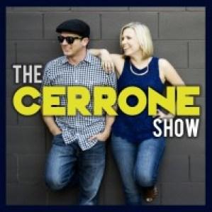 Interview on Cerrone Show -200x200