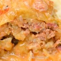 Croatian cabbage rolls