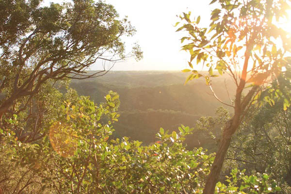 View from Pupukea hike