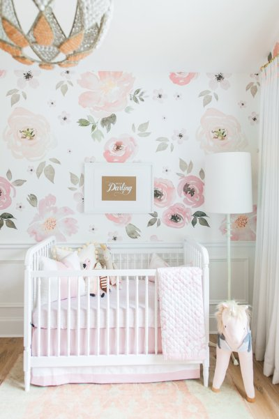 My Sweet Girl Lillya's Nursery | Monika Hibbs: A lifestyle blog