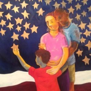 My American Family by Monika Ruiz