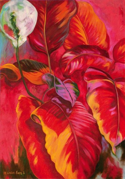 Monika Ruiz Art - Blossom