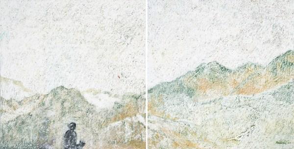 Monika Ruiz Art – Jay & Boo's Snow Walk