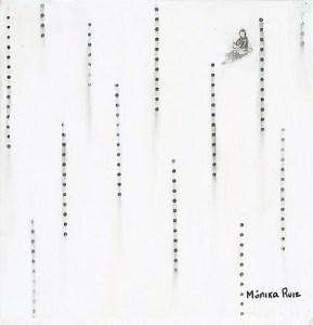 Monika Ruiz Art - Boo Is Thinking
