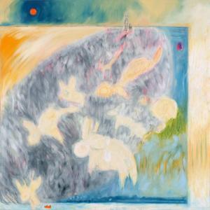 Monika Ruiz Art - Rabbit World