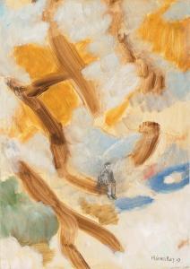 Monika Ruiz Art - Where Do I Go From Here?
