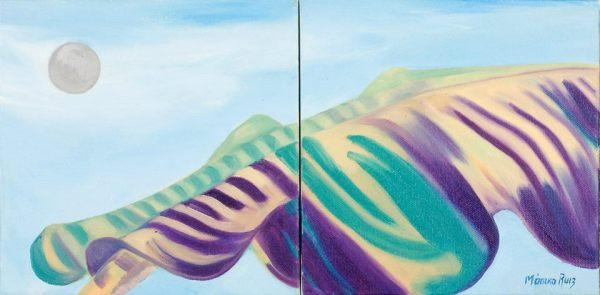 Monika Ruiz Art – Zebra Day