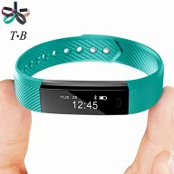 Fitness Tracker Smart Bracelet Point Touch TopBest ID115 Bluetooth Call Remind Remote Self-Timer Smart Band Activity Calorie Counter Wireless Pedometer Sport Sleep Monitor For Android iOS Phone