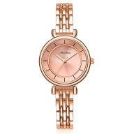 UINSTONE Women's watch Luxury Rose Bracelet Watch