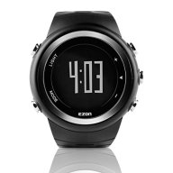 EZON T023 Sports Watch with Big Number Digital Pedometer Calorie Counter Running Wristwatch for Men and Women