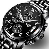 Men Business Watch Chronograph Clock Brand Luxury Fashion Casual Sport Waterproof Quartz Wrist watch