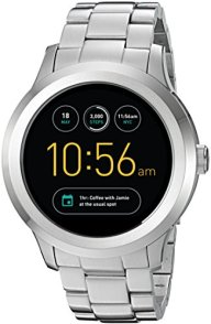 Fossil Q Founder Gen 2 Stainless Steel Touchscreen Smartwatch FTW2116