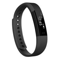Fitness Tracker,Luluking Activity Tracker Water Resistant with Sleep Monitor, Bluetooth Smart Wristband Bracelet Sport Pedometer fitness Watch Step Tracker/Calorie Counter for Android and ios (Black)