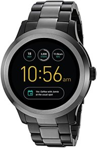 Fossil Q Founder Gen 2 Two-Tone Stainless Steel Touchscreen Smartwatch FTW2117