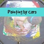 Painting by Cars