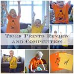 Tiger Prints T-Shirts and Competition