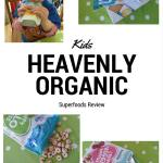 Heavenly Tasty Organics Review