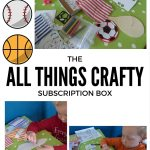 All Things Crafty Box Review and Competition
