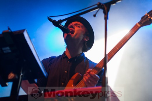 Augustines Live, © Ant Palmer