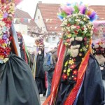 First Impressions of a Carnival Parade in Germany