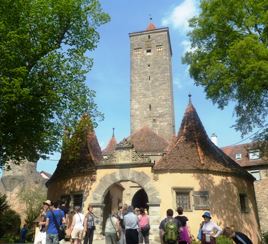 rothenburg photos tower 1