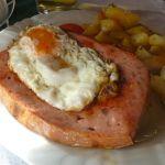Food Friday:  Leberkäse (Liver Cheese) and Bavarian Royalty