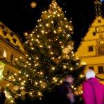Rothenburg ob der Tauber:  One of My Favorite German Christmas Markets