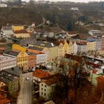 Easter Colors of Burghausen, Germany