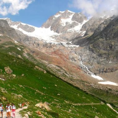 tour du Mont Blanc, one of the top long distance hikes in Europe