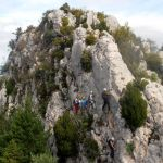 Via Ferrata in Vallcebre, Catalunya:  Are You Brave Enough?