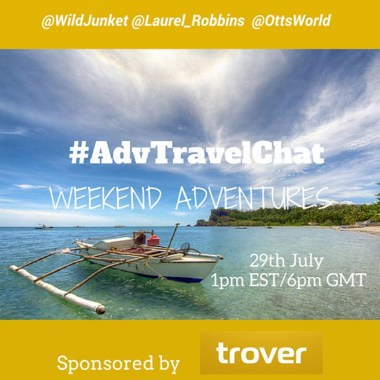 Weekend getaway adventure travel inspiration from global travellers around the globe